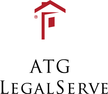 ATG LegalServe logo