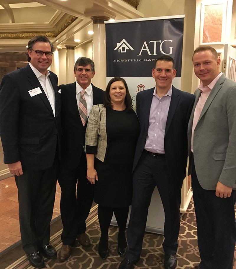 2018 ATG Levine Institute photo