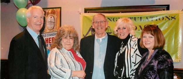 Gorman, LeChien, Belleville staff photo
