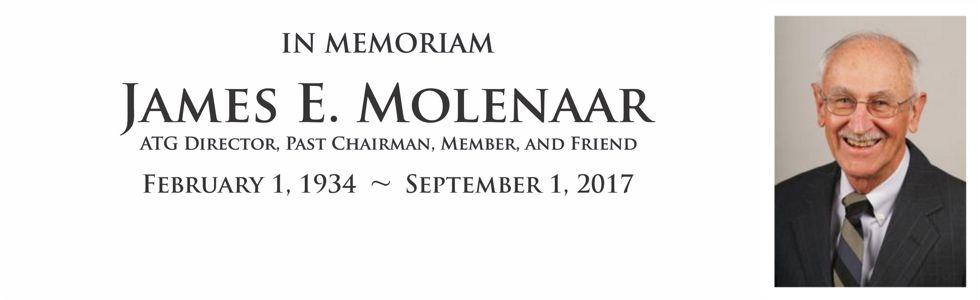 Molenaar In Memoriam Banner