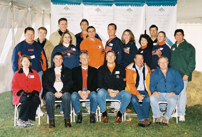 Law Clerk Reunion at 2004 Tailgate