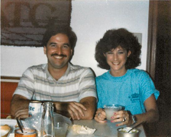 Mike and Mary Beth 1987