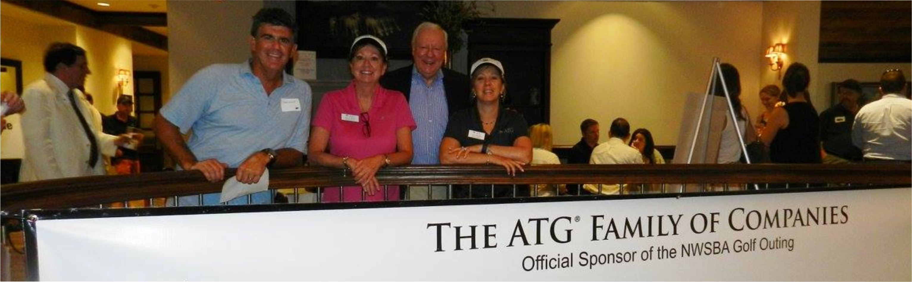 ATG Co-Sponsors NWSBA Golf Outing