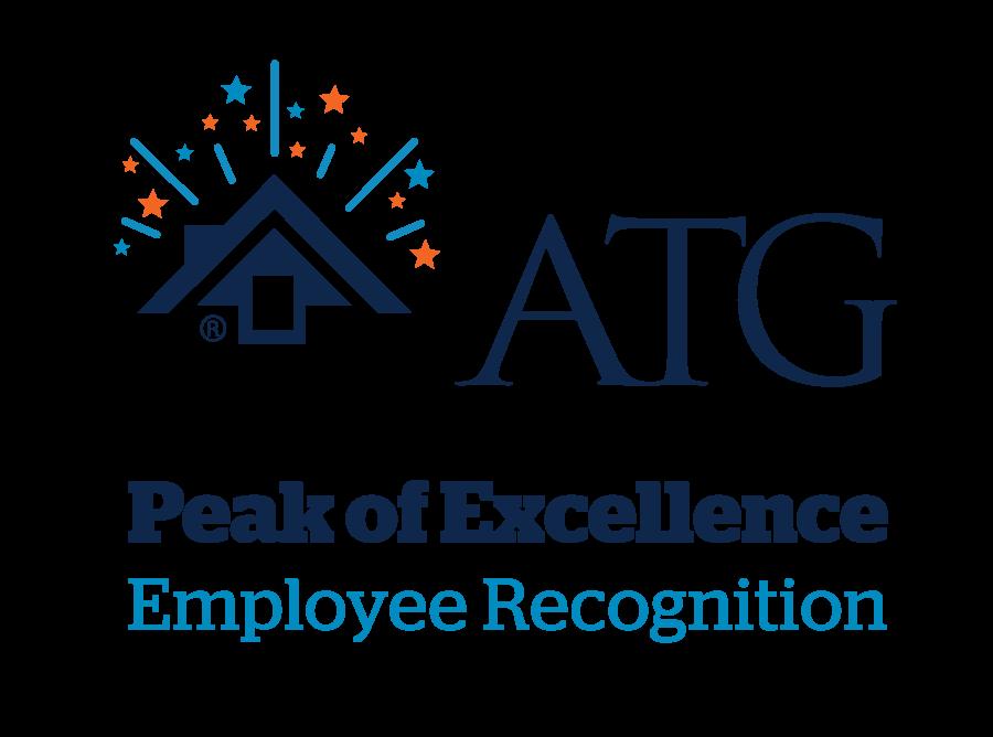 ATG Peak of Excellence logo