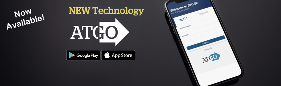 ATG GO Technology banner.