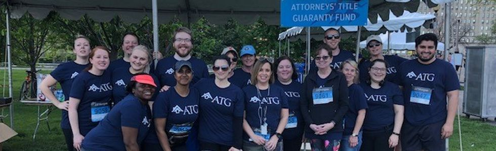 2019 ATG at Chase Corporate Challenge Banner