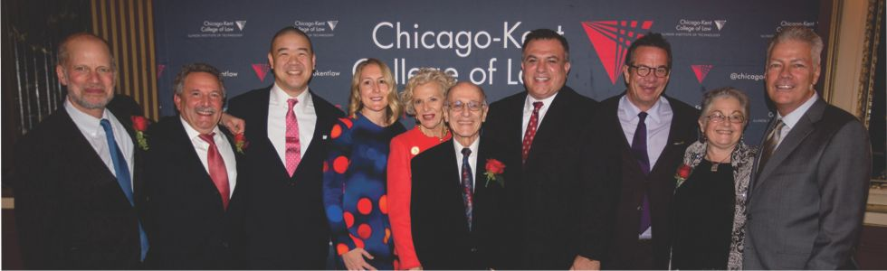ATG Chicago-Kent Alumni Award Recipients photo