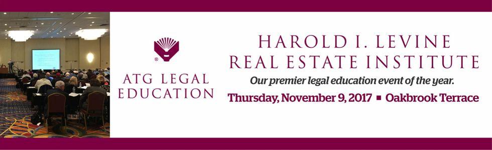 13th Annual Levine Institute | November 9 | Oakbrook Terrace, Ill.