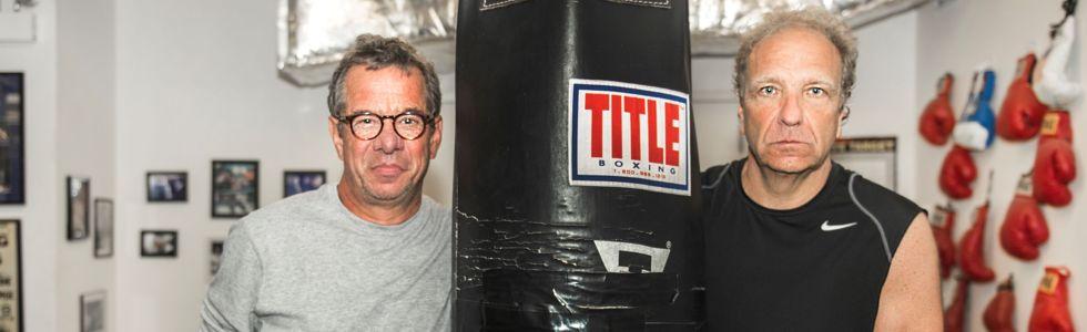 Peter Birnbaum, Punching Bag, Paul Langer photo
