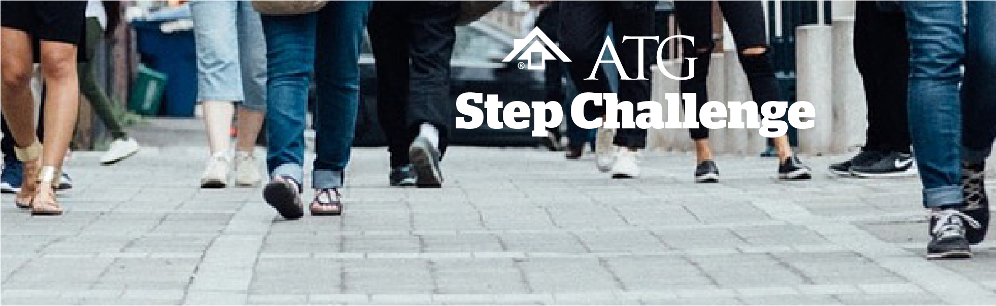 2019 ATG Step Challenge Banner