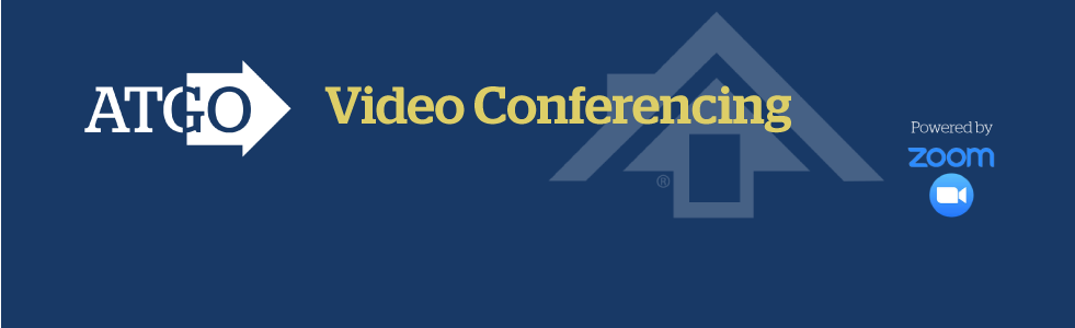 ATG Video Conferencing banner