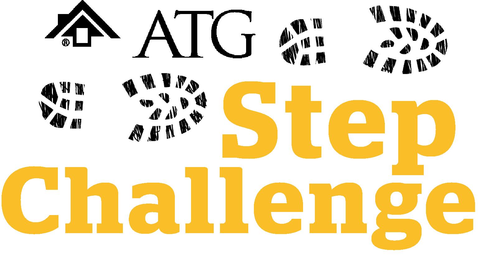2021 ATG Step Challenge logo