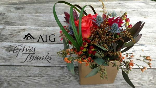 ATG 2016 Thanksgiving Card image