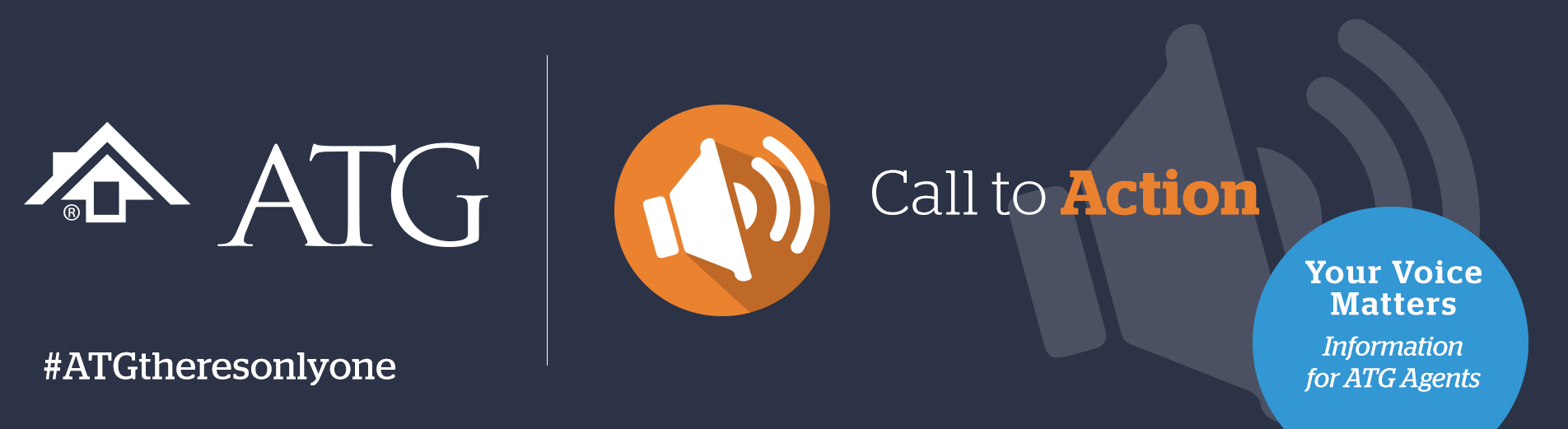 ATG Call to Action banner