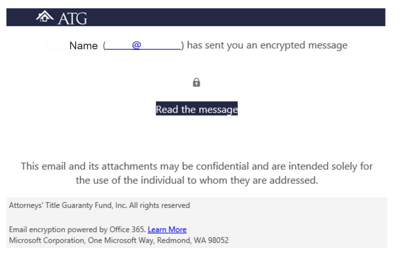 email ecryption exhibit 1