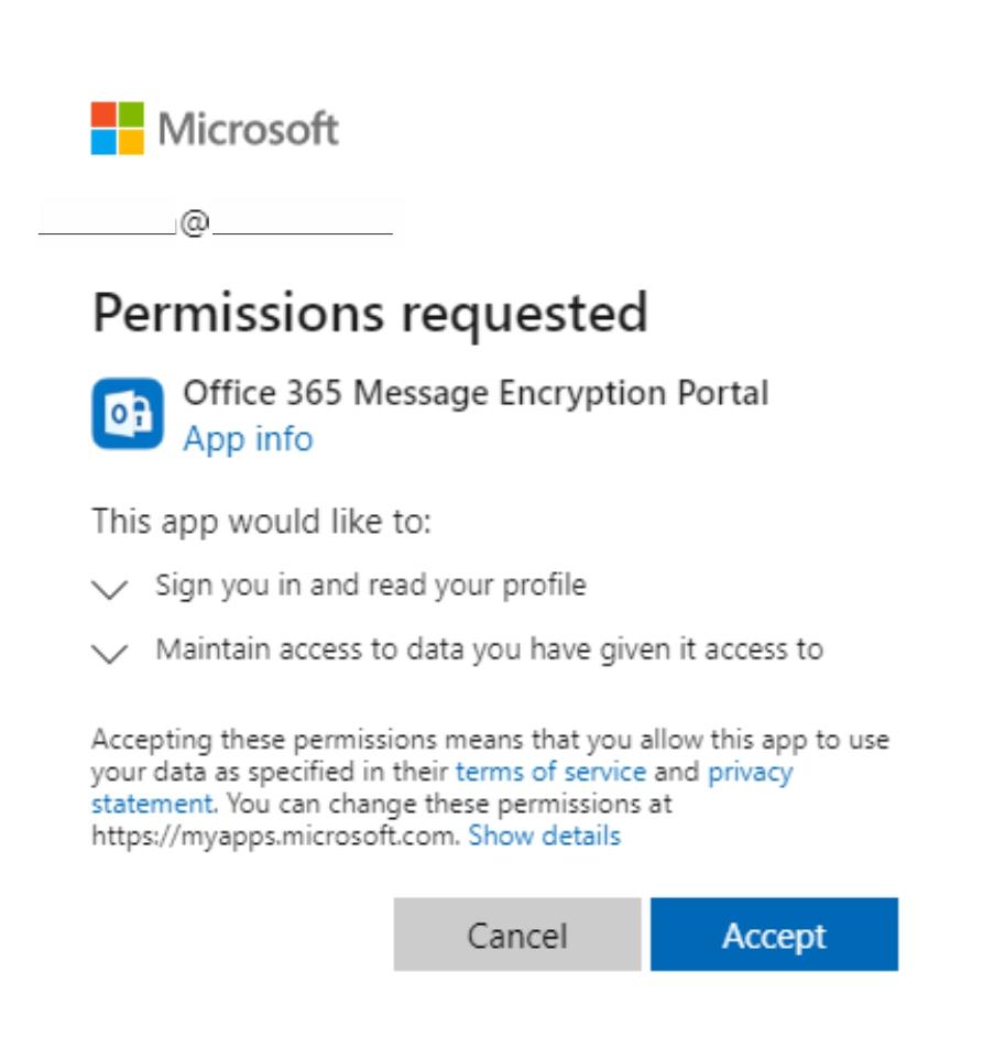 email ecryption exhibit 3