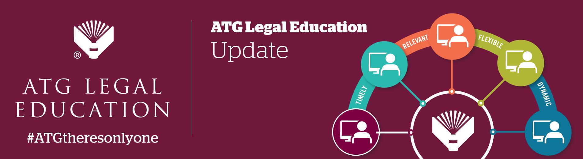 ATG Legal Ed banner.