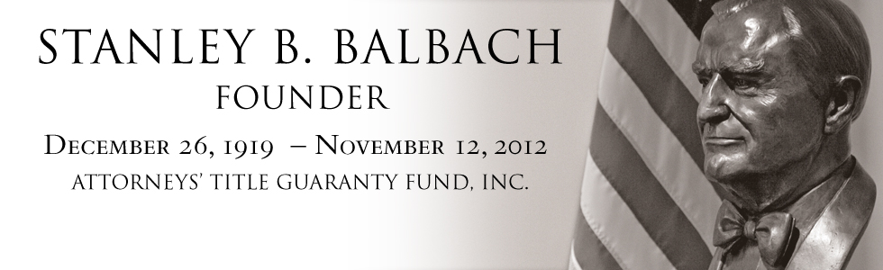 Stanley Balbach Banner